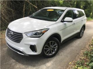 2018 HYUNDAI SANTA FE ULTIMATE SPORT  , Hyundai Puerto Rico