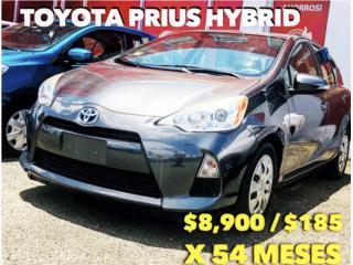 Toyota Puerto Rico Toyota, Prius C 2013