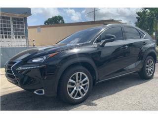 Lexus Puerto Rico Lexus, NX 2015