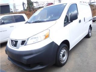 Nissan, NV de Carga 2014, NV de Carga Puerto Rico