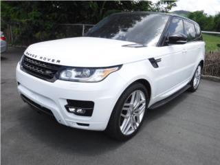 LandRover Puerto Rico LandRover, Range Rover 2014