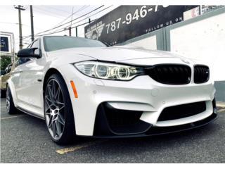 BMW Puerto Rico BMW, BMW M-3 2017