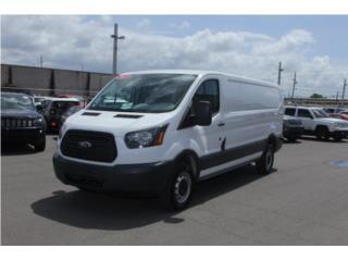 Ford Puerto Rico Ford, Transit Cargo Van 2015