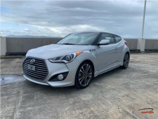 Hyundai, Veloster 2017, Veloster Puerto Rico