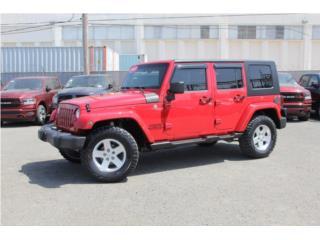 Jeep, Wrangler 2010, Wrangler Puerto Rico