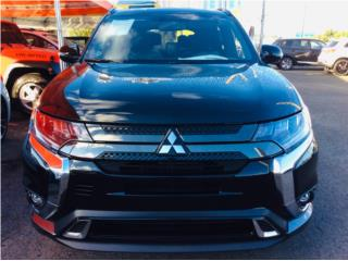 OUTLANDER BLACK EDITION CON PAGOS DESDE $399 , Mitsubishi Puerto Rico