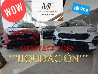 Kia Puerto Rico Kia, Sportage 2019