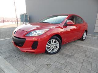 Mazda Puerto Rico Mazda, Mazda 3 2012