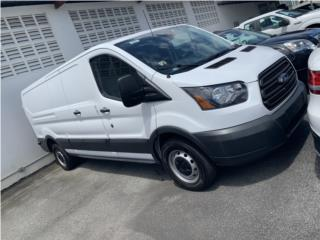 FORD TRANSIT 250 HR CARGO VAN 2018 , Ford Puerto Rico