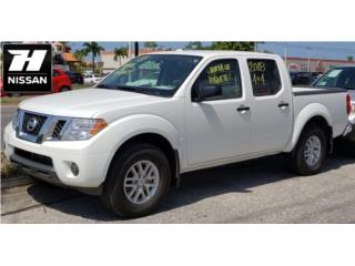Nissan, Frontier 2018, Kicks Puerto Rico