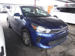 Kia, Rio 2018, Hyundai Puerto Rico