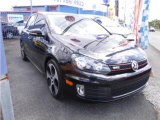 Volkswagen Puerto Rico Volkswagen, GTI 2012