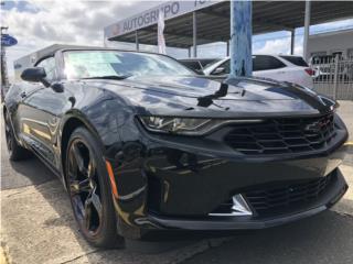 CHEVROLET CAMARO 1LT 2019 , Chevrolet Puerto Rico