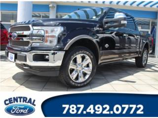 F-250 KING RANCH 4X4 DIESEL 2019 , Ford Puerto Rico