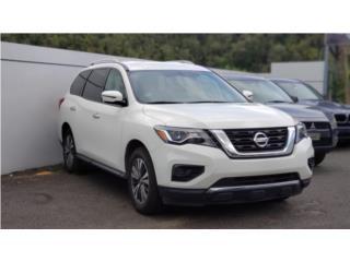 Nissan Puerto Rico Nissan, Pathfinder 2018