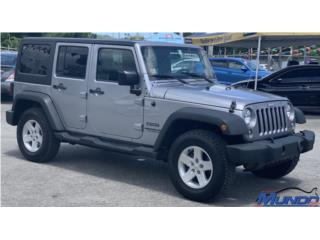 JEEP WRANGLER UNLIMITED JL 4X4 , Jeep Puerto Rico
