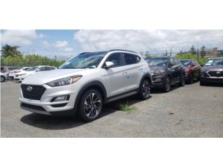 HYUNDAI TUCSON 2015-2018 , Hyundai Puerto Rico