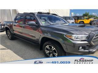Liquidacion Toyota tacomas 2018 , Toyota Puerto Rico