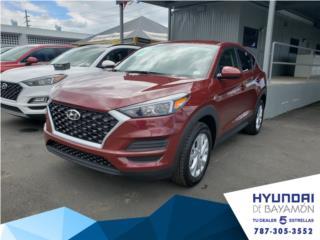 Hyundai, Tucson 2019, Mercedes Benz Puerto Rico