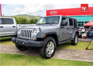 2018 Jeep Wrangler JK Unlimited, T8824312 , Jeep Puerto Rico