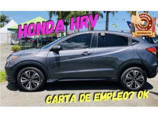Honda Puerto Rico Honda, HRV 2017