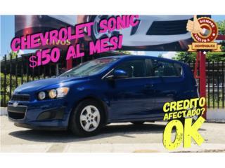 Chevrolet, Sonic 2016, Trailers - Otros Puerto Rico