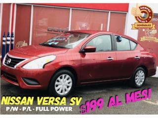 NISSAN VERSA NOTE FULL POWER BLANCO , Nissan Puerto Rico