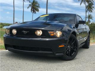 Ford Puerto Rico Ford, Mustang 2012