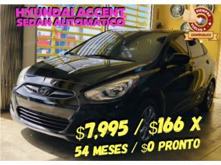 Hyundai Puerto Rico Hyundai, Accent 2015
