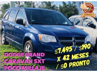 Dodge Puerto Rico Dodge, Grand Caravan 2011