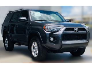 TOYOTA HIGHLANDER XLE 2016 ¡37 MIL MILLAS! , Toyota Puerto Rico