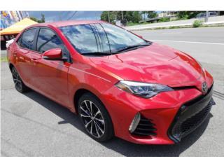 TOYOTA COROLLA SE 2017 IMPORTADO 14K MILLAS , Toyota Puerto Rico