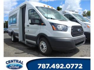 Ford Puerto Rico Ford, Transit Passenger Van 2018