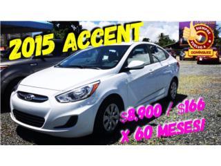 Accent 2016 como nuevo , Hyundai Puerto Rico