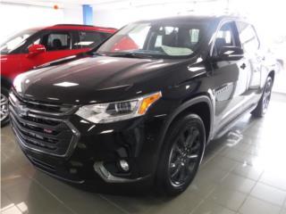 Chevrolet, Traverse 2019, Hyundai Puerto Rico