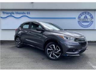 HONDA HRV LX 2019 **DESDE 0 PRONTO** , Honda Puerto Rico
