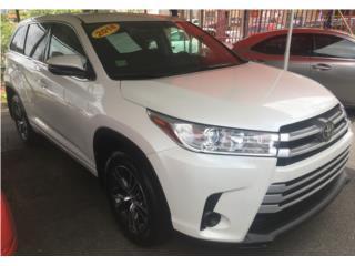 Toyota, Highlander 2018  Puerto Rico