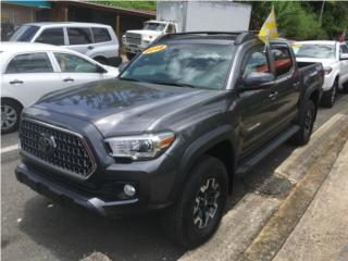 Toyota Tacoma TRD Offroad *VARIOS COLORES* , Toyota Puerto Rico