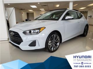 Hyundai, Veloster 2019, Dodge Puerto Rico