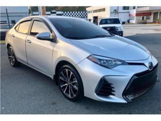 Toyota, Corolla 2017, Highlander Puerto Rico