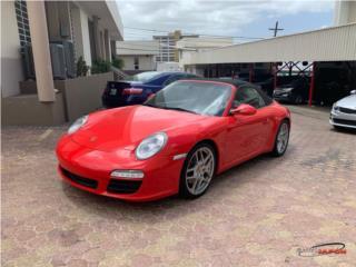 Porsche Puerto Rico Porsche, Carrera  2009