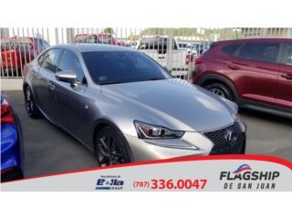 Lexus Puerto Rico Lexus, Lexus IS 2018