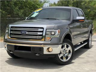 Ford, F-150 2013, F-150 Puerto Rico
