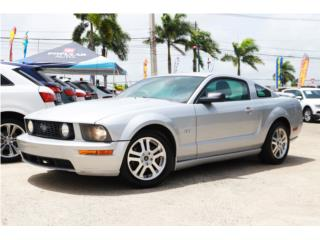 Ford Puerto Rico Ford, Mustang 2006