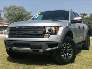 Ford Puerto Rico Ford, Raptor 2014