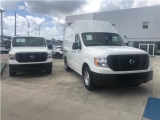 Nissan, NV de Carga 2019, Maxima Puerto Rico