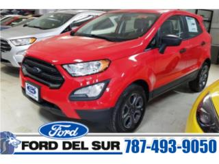 2020 Ford Escape S , Ford Puerto Rico