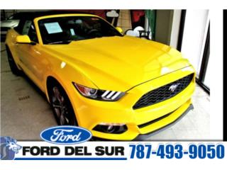 FORD MUSTANG CONVERTIBLE 2019 , Ford Puerto Rico