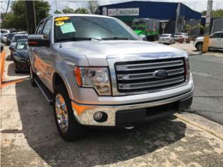 FORD F-150 LARIAT 2013 ¡MOTOR ECOBOOST! , Ford Puerto Rico