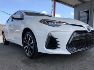 Toyota, Corolla 2018, Rav4 Puerto Rico
